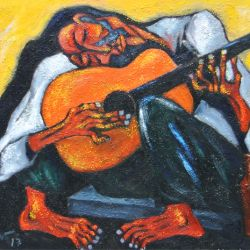 Musician (Sold)